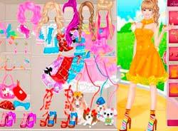 e008e598f94 Barbie Sievistellä mängud - mängida tasuta mäng - Mäng
