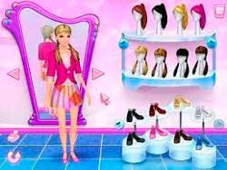 7a44422ba7b Barbie Dress Up Games on mõeldud väikest tüdrukut, kes lihtsalt õppida  moemaailmas ja õppida kiirenemist rõivaesemeid, et nad olid koondatud ühte  harmoonia, ...
