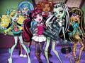 Monster High School mängud